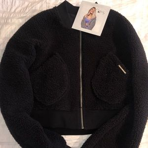LIMITED EDITION Whitney Simmons Gymshark Bomber